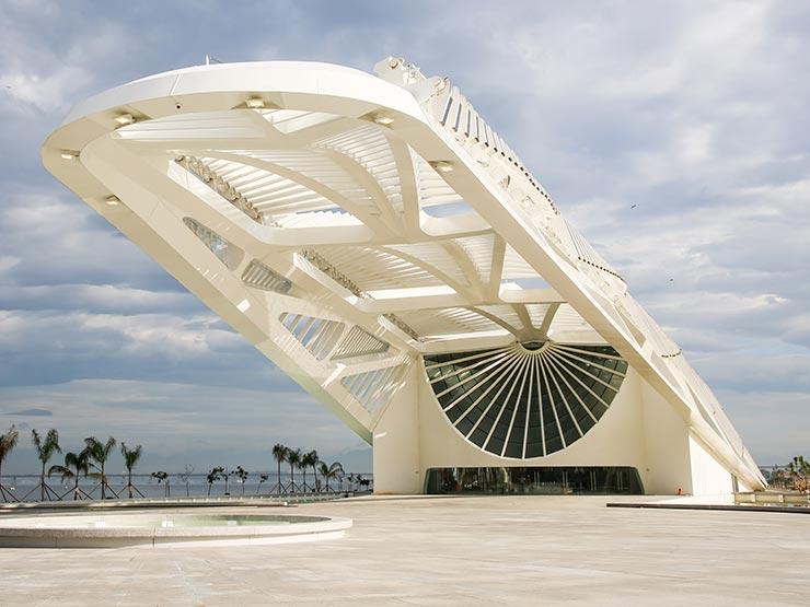 Museu do Amanhã (Foto: Divulgação/Bernard Lessa)