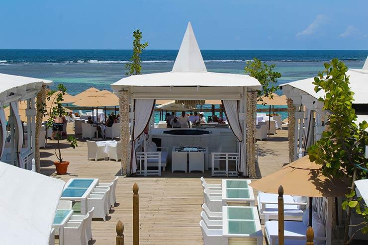 Praia em Santo Domingo: Boca Chica (Foto: Esse Mundo É Nosso)