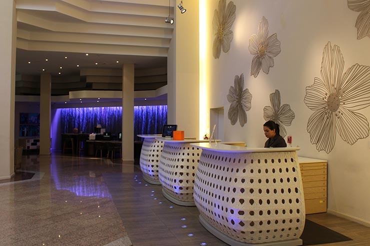 Dica de hotel em Santo Domingo: Renaissance Jaragua (Foto: Esse Mundo É Nosso)