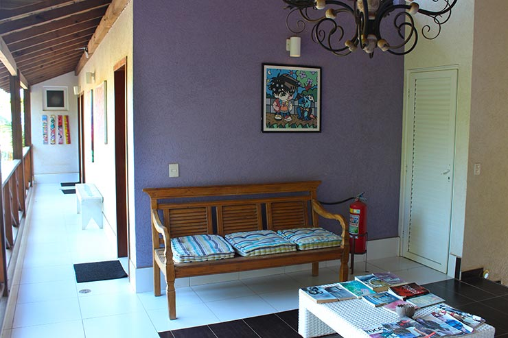 Pousada em Barra Grande - Galeria & Suites Tent Beach (Foto: Esse Mundo É Nosso)