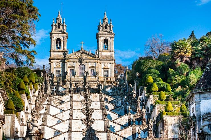 Cidades de Portugal - Braga (Foto via Shutterstock)
