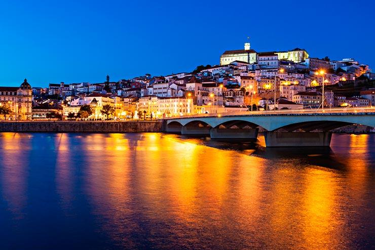 Cidades de Portugal - Coimbra (Foto via Shutterstock)