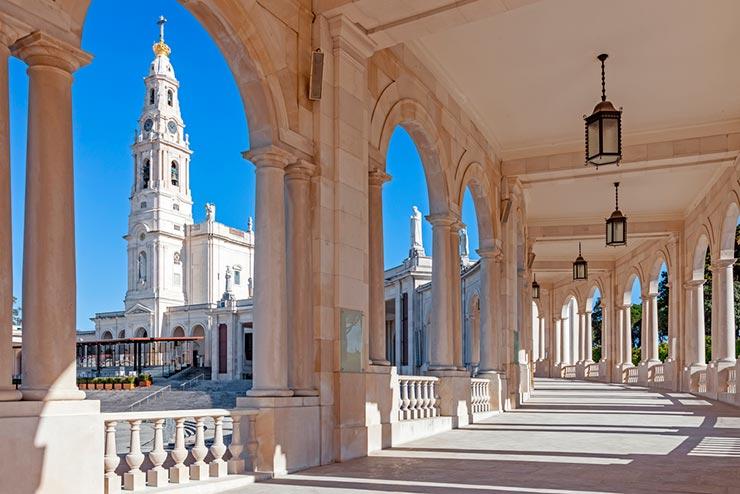 Cidades de Portugal - Fátima (Foto via Shutterstock)