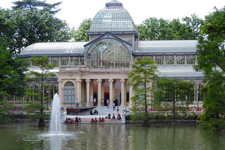 O que fazer em Madrid: Parque de El Retiro (Foto: Esse Mundo É Nosso)