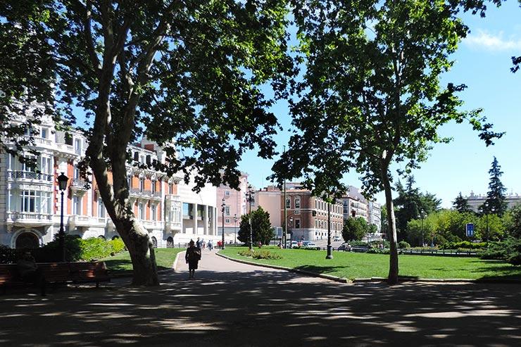 O que fazer em Madrid: Plaza de España (Foto: Esse Mundo É Nosso)