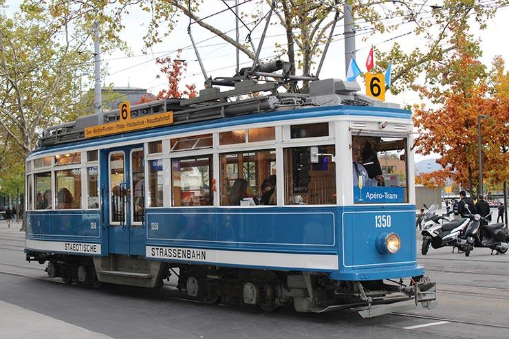 O que fazer numa conexão em Zurique (Foto: Esse Mundo É Nosso)