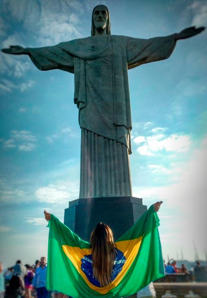 Por que quando viajo voltando amando ainda mais o Brasil (Foto: Instagram/Esse Mundo é Nosso)
