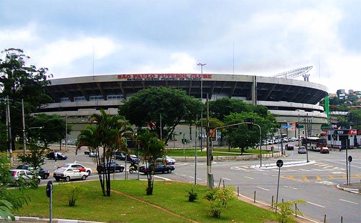 Como ir ao estádio do Morumbi de metrô (Foto: Domínio Público)