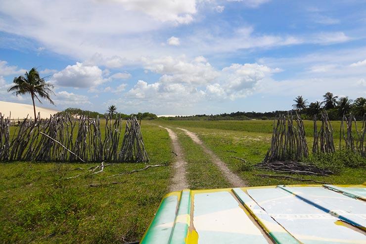 Passeio de buggy até Tatajuba em Jericoacoara (Foto: Esse Mundo É Nosso)