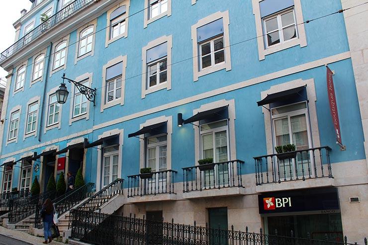 Hotel boutique em Lisboa: LX Boutique Hotel (Foto: Esse Mundo É Nosso)