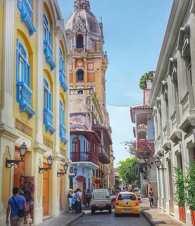 Praias de Cartagena: Não vá até lá por causa delas (Foto: Esse Mundo É Nosso)