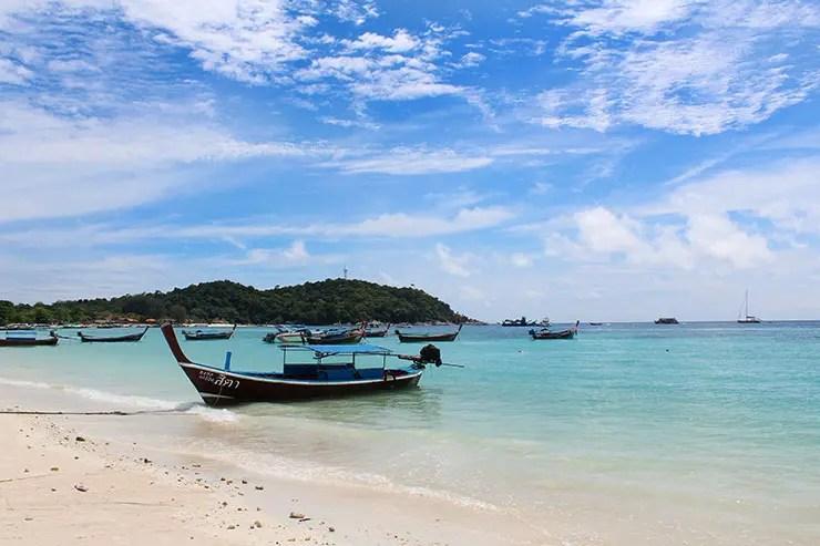 Como chegar em Koh Lipe, Tailândia (Foto: Esse Mundo É Nosso)
