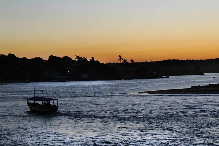 Pôr do sol em Itacaré: Ponta do Xaréu (Foto: Esse Mundo É Nosso)