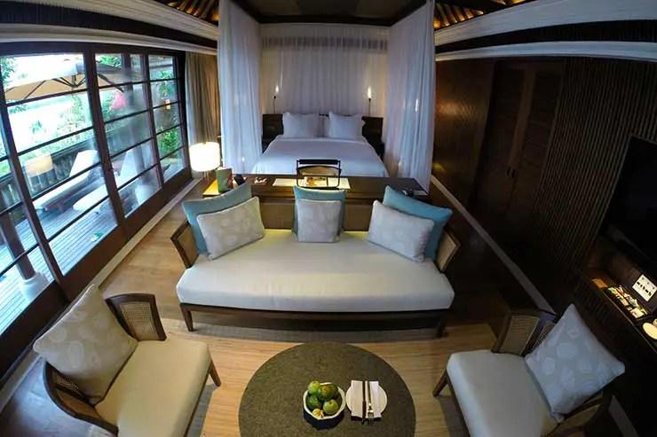 Hotel em Bali: Four Seasons (Foto: Esse Mundo é Nosso)