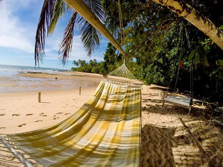 Melhores praias de Maraú, Bahia - Ponta do Mutá (Foto: Esse Mundo É Nosso)