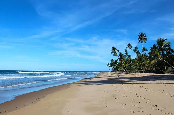 Melhores praias de Maraú, Bahia - Praia da Bombaça (Foto: Esse Mundo É Nosso)