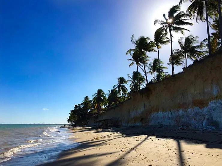 Praia do Carro Quebrado, Alagoas (Foto: Jana Bedran/Esse Mundo É Nosso)