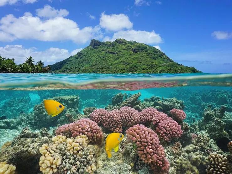 5 ilhas da Polinésia que inspiraram Moana: Huahine (Foto: Divulgação/Dreamlines)