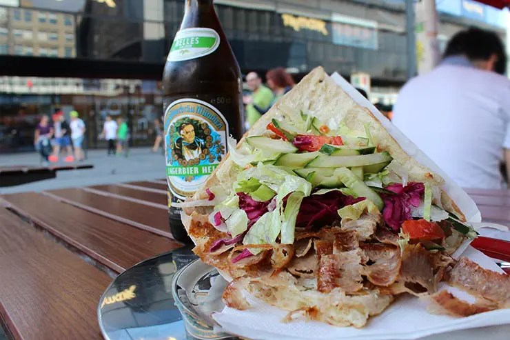 Onde comer em Berlim (Foto: Esse Mundo É Nosso)