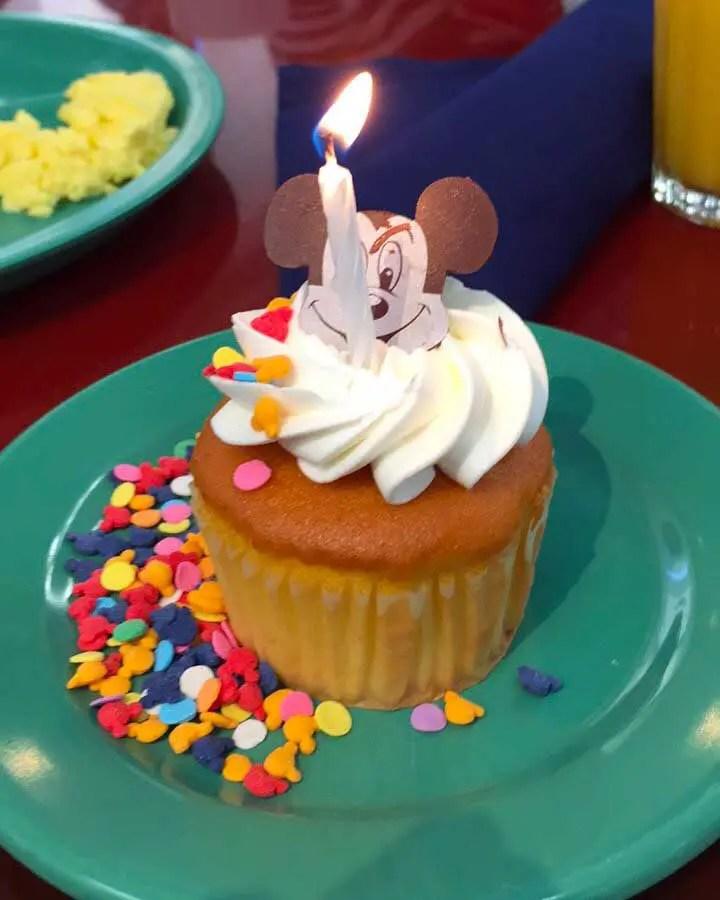 Café da manhã com o Mickey na Disney (Foto: Esse Mundo é Nosso)