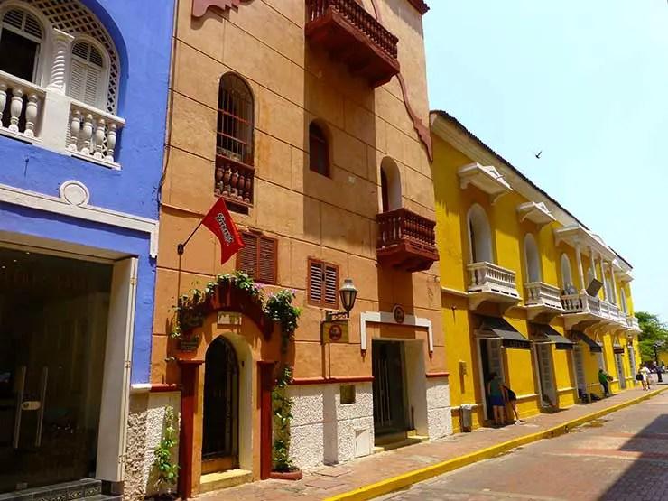 Lua de Mel no Caribe: Cartagena (Foto: Esse Mundo É Nosso)