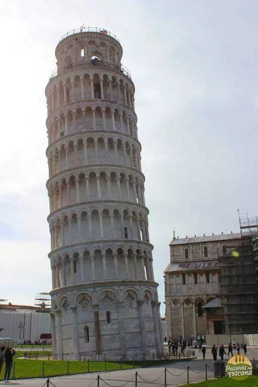Razões para conhecer a Toscana (Foto: Passeios na Toscana)
