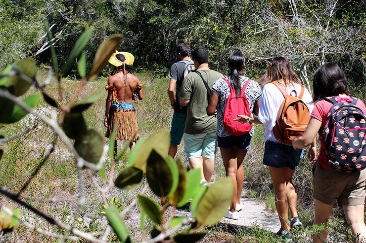 Reserva da Jaqueira em Porto Seguro (Foto: Esse Mundo É Nosso)