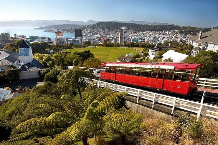 As melhores cidades para se viver no mundo: Wellington (Foto: Ian Trafford/Divulgação)