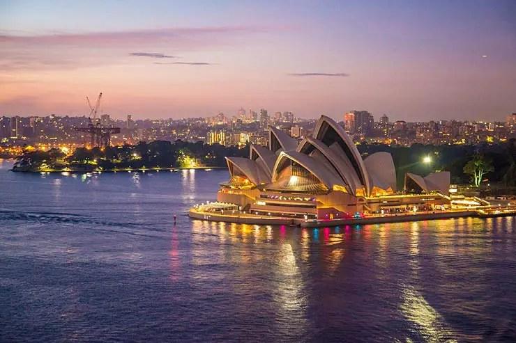 As melhores cidades para se viver no mundo: Sydney