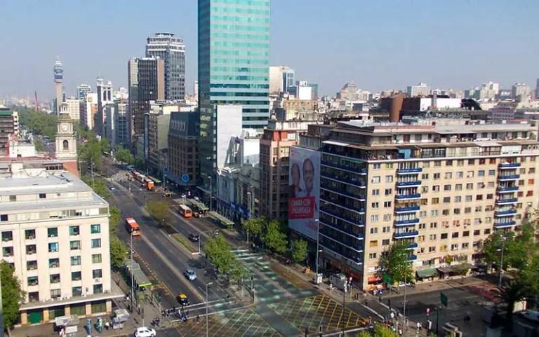 Conexão em Santiago (Foto; Esse Mundo é Nosso)