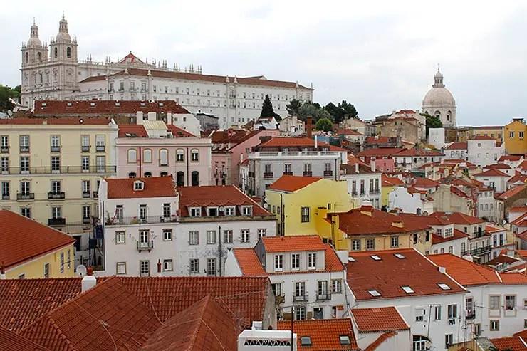 O que fazer em Lisboa com chuva (Foto: Esse Mundo É Nosso)