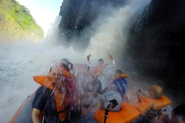 Macuco Safari em Foz do Iguaçu (Foto: Macuco Safari/Esse Mundo É Nosso)