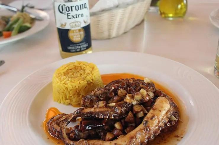Onde comer em Campeche, México: La Pigua (Foto: Esse Mundo É Nosso)