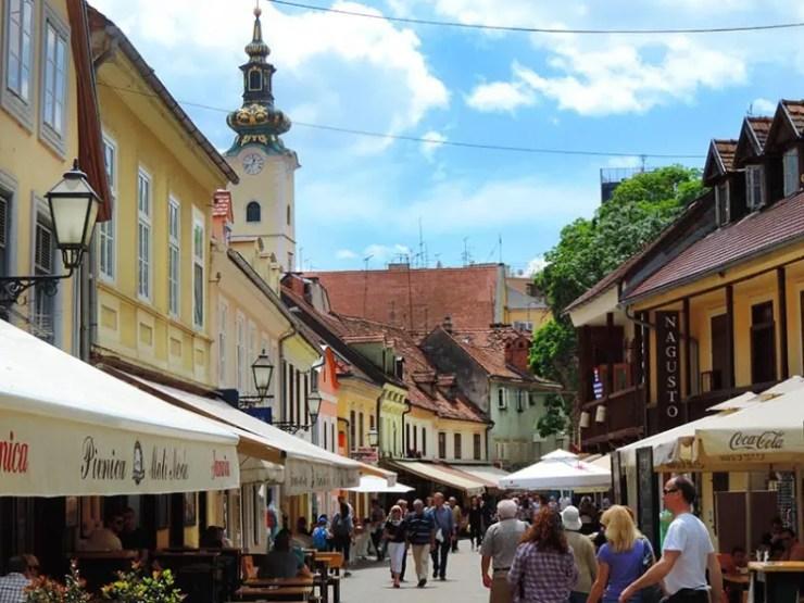 Roteiro na Croácia: Zagreb (Foto: Esse Mundo É Nosso)
