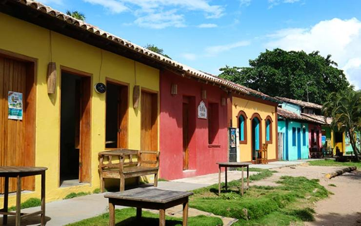 Dicas de Caraíva, Bahia (Foto: Esse Mundo É Nosso)
