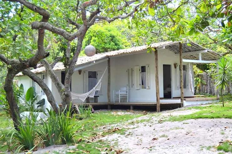 Onde ficar em Caraíva - Pousada Lagoa (Foto: Divulgação)