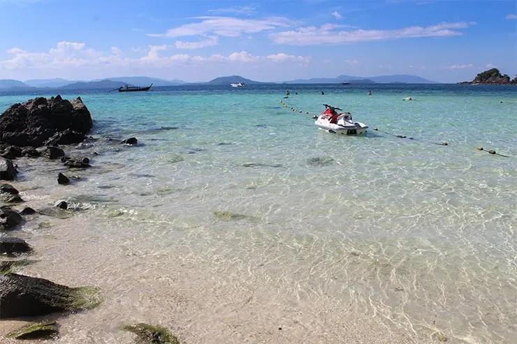 Koh Khai Islands em Phuket (Foto: Esse Mundo É Nosso)