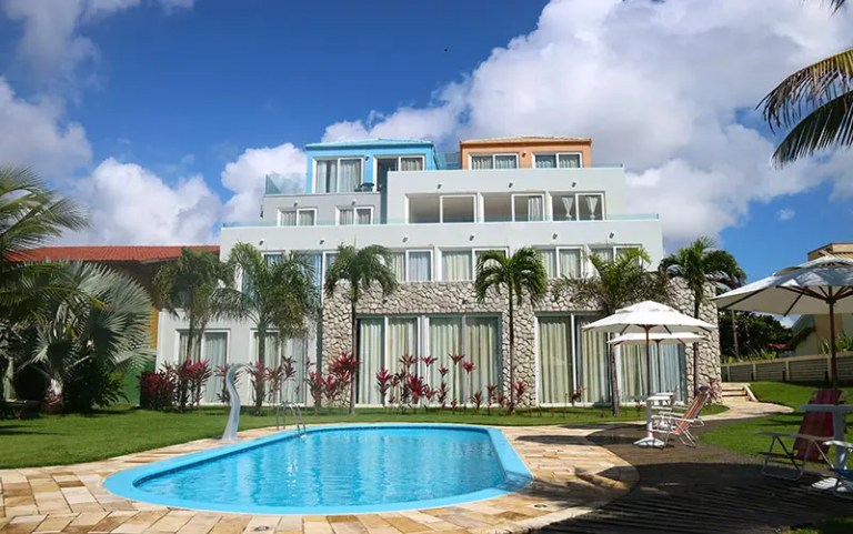 As Coloridas: Dica de hospedagem na Praia dos Carneiros (Foto: Esse Mundo é Nosso)