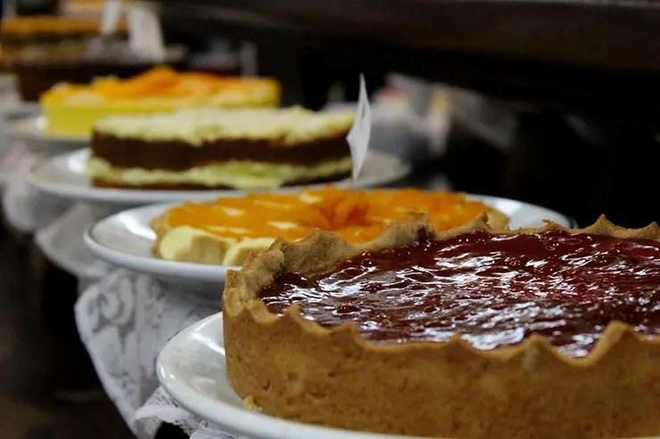 Café Colonial em Joinville (Foto: Esse Mundo É Nosso)