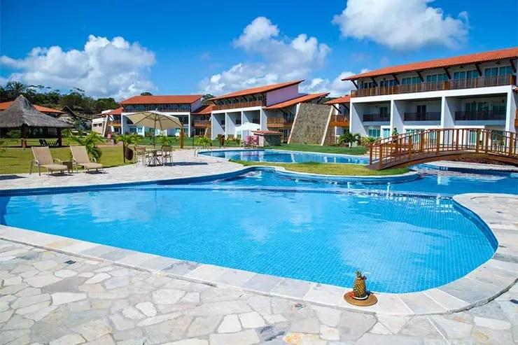 Onde ficar na Praia dos Carneiros - Club Meridional (Foto: Divulgação)