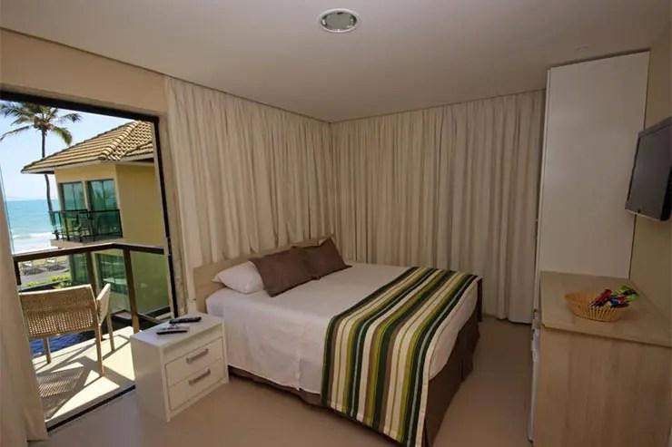 Dica de hotel em Cabo de Santo Agostinho - Namoa Pousada (Foto: Divulgação)