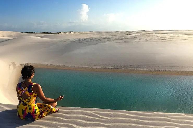 Motivos pra Viajar pro Maranhão - Lençóis Maranhenses (Foto: Esse Mundo É Nosso)
