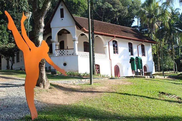 O que fazer em Joinville - Museu de Arte (Foto: Esse Mundo É Nosso)