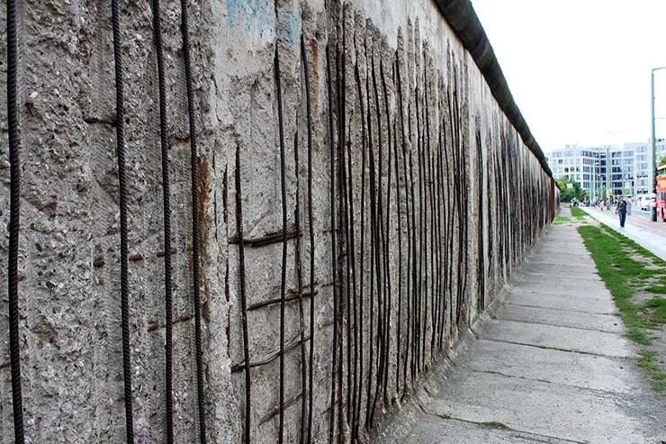 Onde ver o Muro de Berlim - Memorial do Muro de Berlim (Foto: Esse Mundo É Nosso)