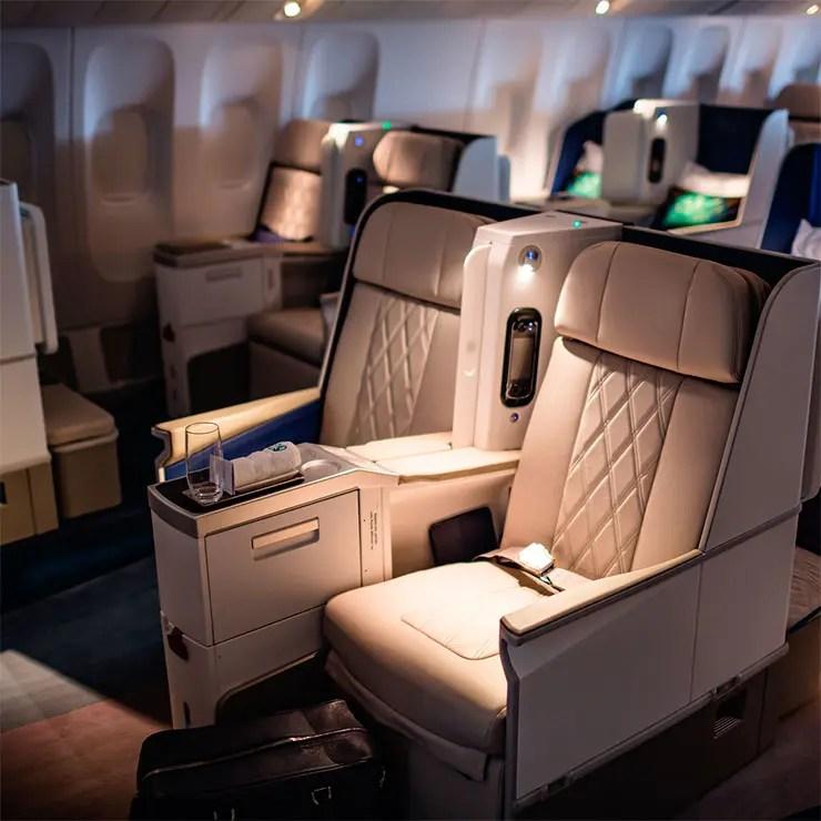 Crystal Skye, avião mais luxuoso do mundo (Foto: Reprodução/Instagram/Crystal)