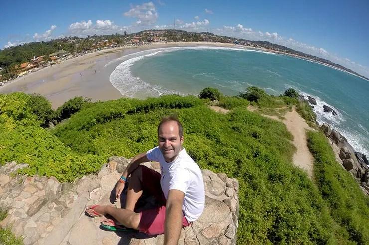 Mirante em Cabo de Santo Agostinho (Foto: Esse Mundo É Nosso)