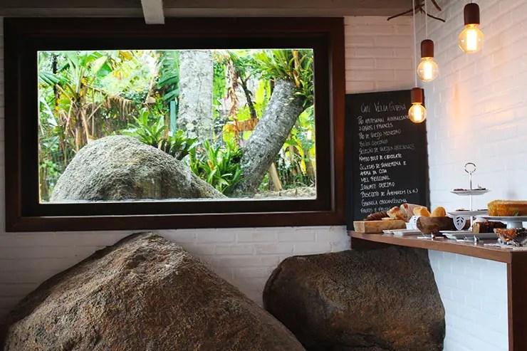 Dica de pousada na Praia do Rosa: Villa Gardena Suítes (Foto: Esse Mundo É Nosso)