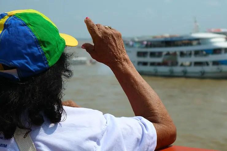 Círio de Nazaré (Foto: Esse Mundo é Nosso)