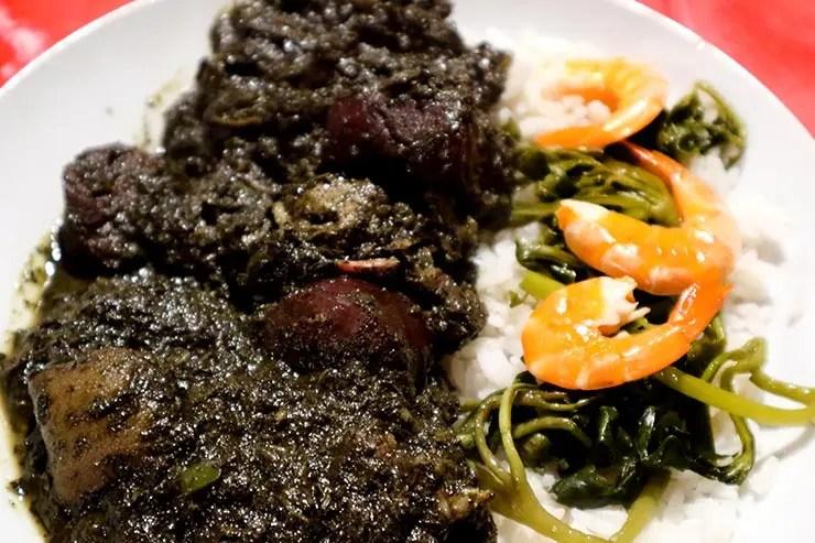 Culinária paraense - Pratos típicos do Pará: Maniçoba (Foto: Esse Mundo É Nosso)