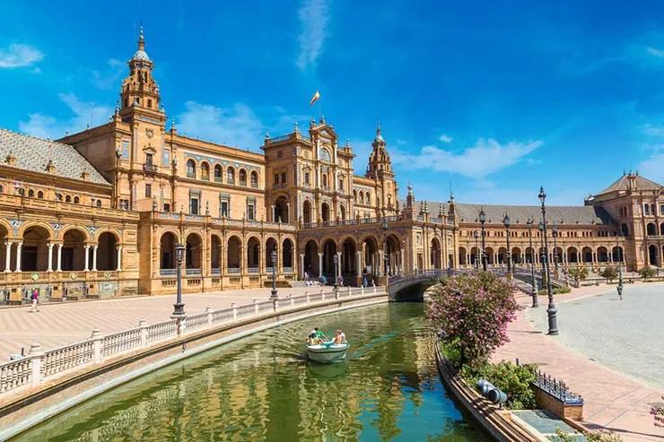 Melhores destinos pra viajar em 2018 - Sevilha, Espanha (Foto via Shutterstock)